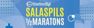 Ezerkauliņi Salaspils pusmaratons 2020