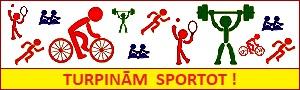 Turpinām Sportot 2021